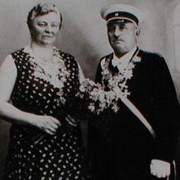 Johanne Mendorff & Wilhelm Stöppler1924