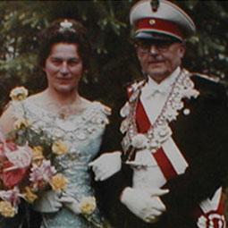 Erna Schnur & Werner Pankoke1961