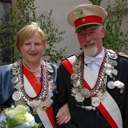 Erika Pemeyer & Wolfgang Diekjobst2011