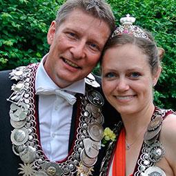 Bernd Marchlowitz & Sabrina Schröder2015