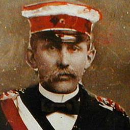 Julius RahmelowOberst 1906 – 1906