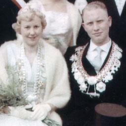 Erika Klocke & Siegfried Kesting1956