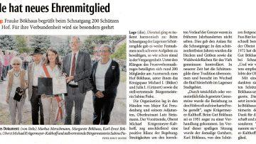Schnatgang 2018 Ehrenmitgliedschaft (LZ)