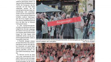 Pressebericht Postillon Corona-Situation 2020