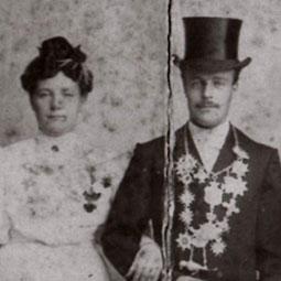 Paula Siekmann & Heinrich Wolff1908
