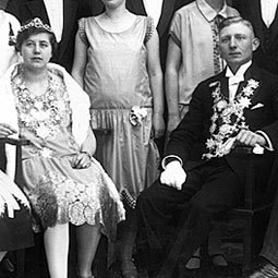 Marie Henning & Otto Drawe1927