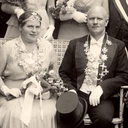 Minni Krügermeyer-Kalthoff & Karl Henning1932