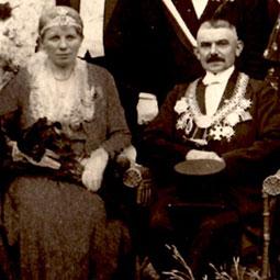 Charlotte Beermann & Hermann Beckmann1933