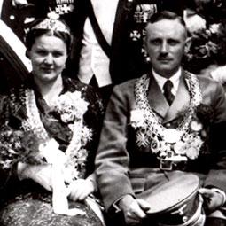 Martha Wiemann & Adolf Wedderwille1938
