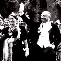 Elly Wilhelmi & Helmut Lothes1939