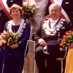 Margret Altekrüger & Ernst Multhaupt1979
