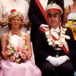 Mareile Wilhelmi & Gustav Spellmeier1983