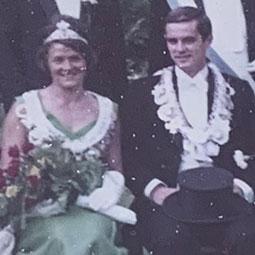 Renate Bergmann & Wolfgang Wilhelmi1969