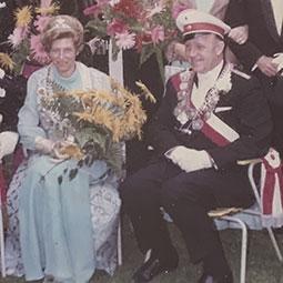Elisabeth Steinmann & Helmut Watermann1971