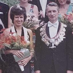 Elisabeth Becker & Dr. Gerhard Quest1973