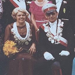 Liesel Vordemvenne & Fritz Jost1977